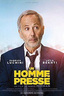 "Movie poster for ""UN HOMME PRESSE"""