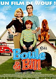 "Movie poster for ""BOULE & BILL"""