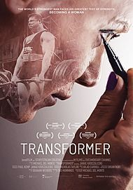 "Movie poster for ""TRANSFORMER"""