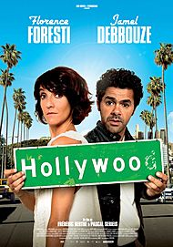 "Movie poster for ""HOLLYWOO"""