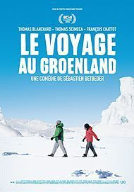 """Movie poster for """"JOURNEY TO GREENLAND"""""""
