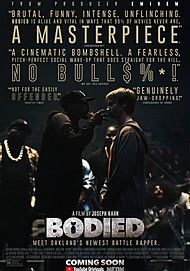 "Movie poster for ""BODIED"""