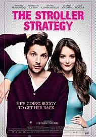 "Movie poster for ""THE STROLLER STRATEGY"""
