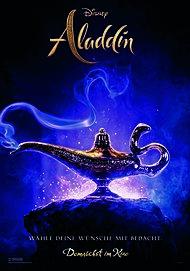 """Filmplakat für """"ALADDIN"""""""