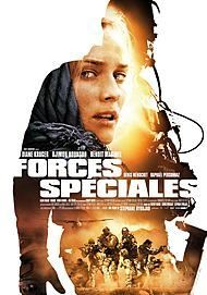 "Movie poster for ""SPECIAL FORCES"""