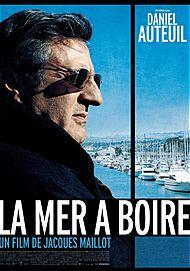"Movie poster for ""LA MER A BOIRE"""