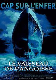"""Movie poster for """"LE VAISSEAU DE L'ANGOISSE"""""""