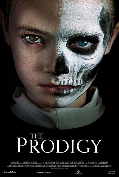 "Filmplakat für ""The Prodigy"""