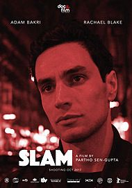 "Movie poster for ""SLAM"""