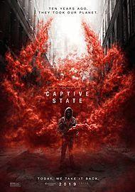 """Filmplakat für """"CAPTIVE STATE"""""""