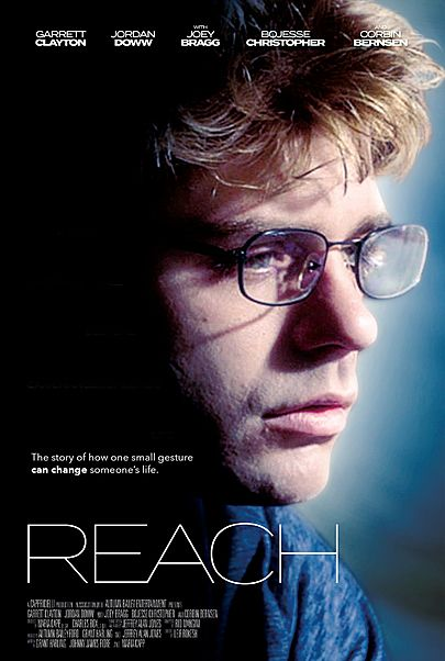 """Movie poster for """"REACH"""""""