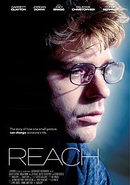 "Movie poster for ""REACH"""