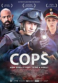 "Movie poster for ""COPS"""