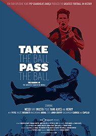 "Filmplakat für ""Take The Ball Pass The Ball"""
