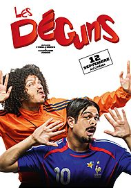"Movie poster for ""LES DEGUNS"""