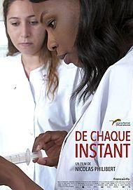 "Movie poster for ""DE CHAQUE INSTANT"""