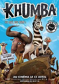 "Movie poster for "" KHUMBA"""
