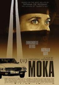 "Movie poster for ""MOKA"""