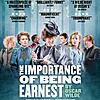 "Movie poster for ""THE IMPORTANCE OF BEING EARNEST (Vaudeville Theatre London, 2018)"""