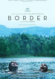 "Movie poster for ""BORDER"""