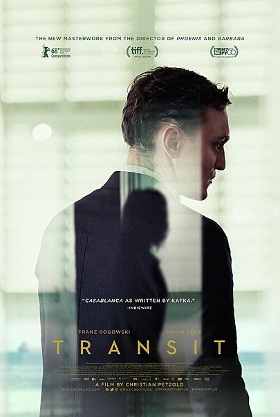"Movie poster for ""TRANSIT"""