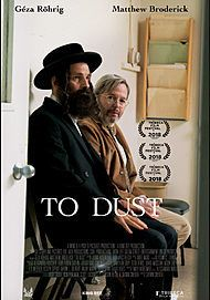 "Movie poster for ""TO DUST"""