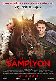 "Movie poster for ""Şampiyon"""