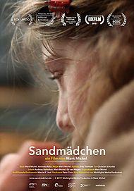 """Filmplakat für """"Sandmädchen"""""""