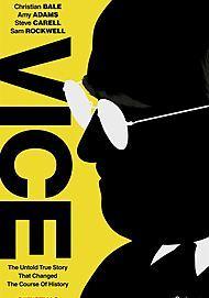 """Movie poster for """"Vice - Der zweite Mann"""""""