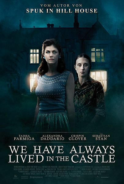 "Filmplakat für ""WE HAVE ALWAYS LIVED IN THE CASTLE"""