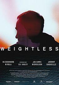 """Filmplakat für """"Weightless"""""""
