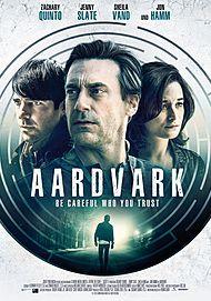 "Movie poster for ""Aardvark"""