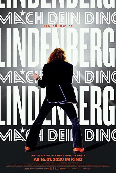 "Movie poster for ""LINDENBERG! MACH DEIN DING!"""