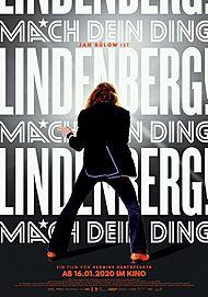 """Filmplakat für """"LINDENBERG! MACH DEIN DING!"""""""
