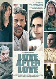"""Movie poster for """"LOVE AFTER LOVE"""""""