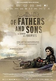 "Filmplakat für ""Of Fathers and Sons"""