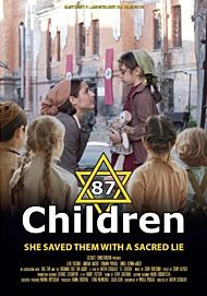 "Movie poster for ""87 CHILDREN"""