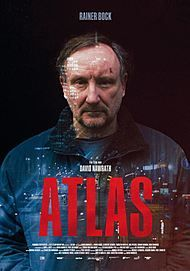 "Movie poster for ""Atlas"""