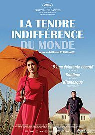 "Movie poster for ""THE GENTLE INDIFFERENCE OF THE WORLD"""
