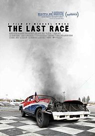 "Movie poster for ""THE LAST RACE"""