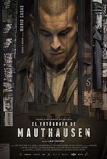 "Movie poster for ""EL FOTOGRAFO DE MAUTHAUSEN"""
