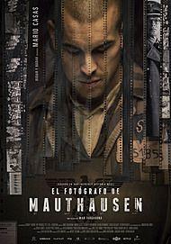 "Movie poster for ""EL FOTOGRAFO DE MAUTHAUSEN"""