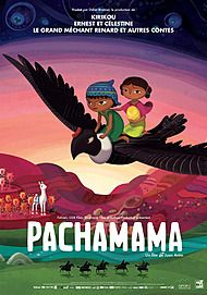 """Movie poster for """"PACHAMAMA"""""""