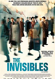 "Movie poster for ""THE INVISIBLES"""