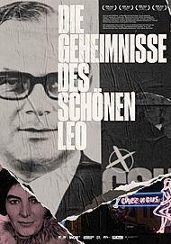 """Filmplakat für """"Die Geheimnisse des schönen Leo"""""""