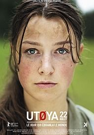 """Movie poster for """"U: JULY 22"""""""
