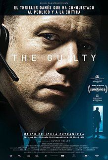 "Póster para ""THE GUILTY"""