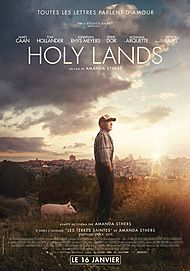 """Movie poster for """"HOLY LANDS"""""""