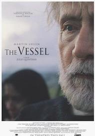 """Movie poster for """"THE VESSEL"""""""