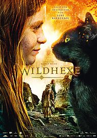 "Movie poster for ""WILD WITCH"""